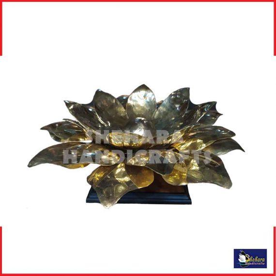 Brass Nelum Flower
