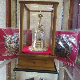 Shehara crafts Kandy, gold, brass works